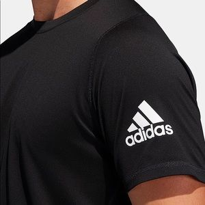 Adidas free lift climax tee shirt